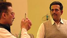 Bhagwan Das challenges Sanjay Kumar