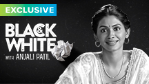 Exclusive Black & White - Anjali Patil