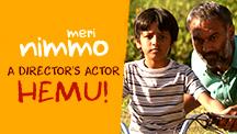 A director's actor   Hemu!