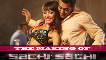 The Making Of Sachi Sachi Song
