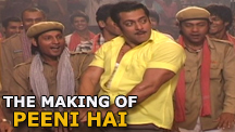 The Making Of Penni Hai Song