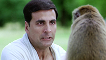 Akshay Kumar In A Game Of Slaps
