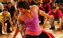 Dance Moves Featuring Shahid Kapoor and Prabhu Dheva