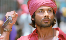 Shahid Kapoor compromises for his love | R... Rajkumar