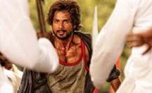 Shahid Kapoor the action hero