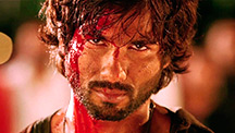 Shahid Kapoor in Action Mode!