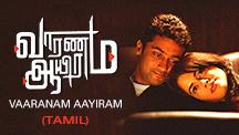 Watch Vaaranam Aayiram full movie Online - Eros Now