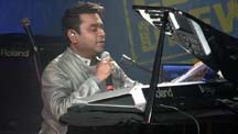 Music Launch - A.R. Rahman LIVE Performance