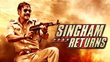 Watch Singham Returns full movie Online - Eros Now