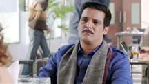 Jimmy Shergill is upset