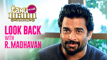Look Back with R. Madhavan