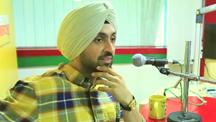 Diljit Dosanjh promotes his film 'Mukhtiar Chadha' in Delhi