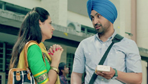 Diljit Helps Solve Exam Troubles For His Girlfriend