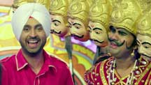 Diljit Recites The Ram Leela