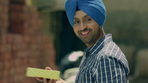 Must-Watch Action Scene! Diljit Fights Goons With A Box Of Laddoos!