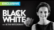 Exclusive - Black & White Interview with Ketaki Mategaonkar