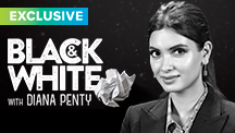 Exclusive Black & White - Diana Penty