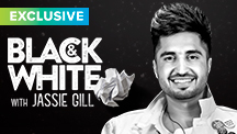 Exclusive Black & White - Jassie Gill