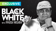 Exclusive Black & White - Piyush Mishra
