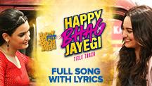 Happy Bhag Jayegi - Title Track - Full Song With Lyrics