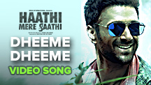 Dheeme Dheeme - Video Song