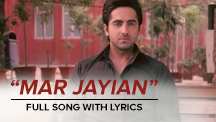 Mar Jayian - Full Song With Lyrics