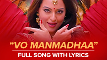 Vo Manmadhaa - Full Song With Lyrics