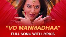 Vo Manmadhaa - Full Song With Lyrics