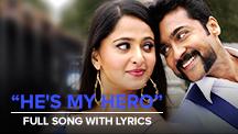 He's My Hero - Full Song With Lyrics
