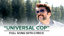 Universal Cop - Full Song With Lyrics