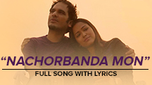 Nachorbanda Mon - Full Song With Lyrics