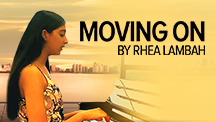 Moving On by Rhea Lambah