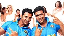 Make Some Noise For The Desi Boyz