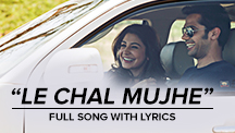 Le Chal Mujhe - Full Song With Lyrics