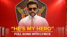 He's My Hero - Full Song With Lyrics