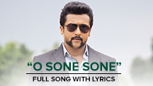 O Sone Sone - Full Song With Lyrics