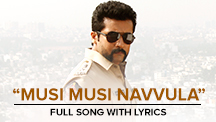 Musi Musi Navvula - Full Song With Lyrics