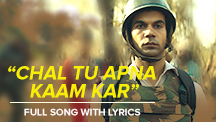 Chal Tu Apna Kaam Kar - Full Song With Lyrics - Raghubir Yadav
