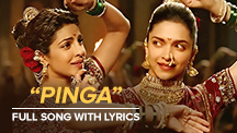 Pinga - Full Song With Lyrics