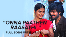 Onna Paathen Raasathi - Full Song With Lyrics