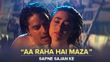 Aa Raha Hai Maza