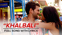 Khalbali - Full Song With Lyrics