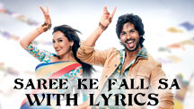 Saree Ke Fall Sa - Full Song With Lyrics