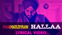 Hallaa - Lyrical Video