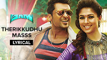 Therikkudhu Masss - Full Song With Lyrics