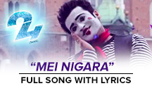 Mei Nigara - Full Song With Lyrics