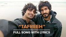 Tafreeh - Full Song With Lyrics