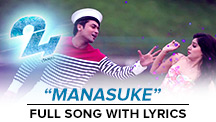 Manasuke - Full Song With Lyrics