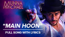 Main Hoon - Full Song With Lyrics