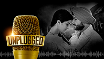 Aaj Din Chadheya - Unplugged Version